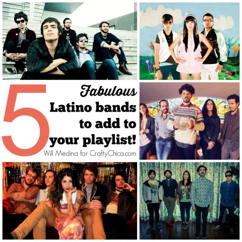 latino-bands