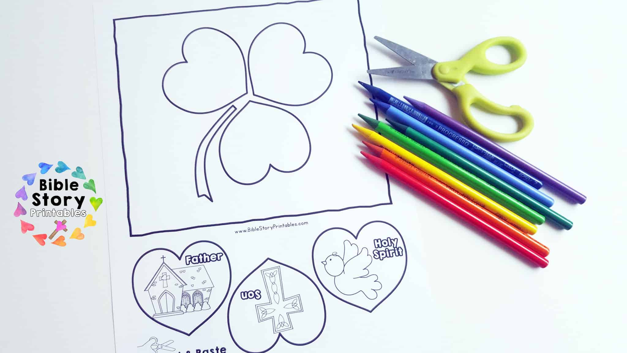 St Patrick S Day Bible Activity Pack