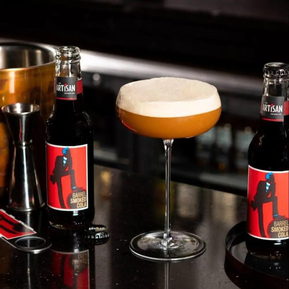 The Artisan Drinks Co Barrel Smoked Cola