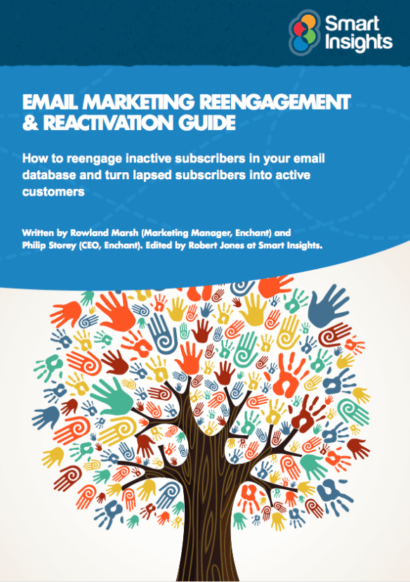 Smart insights email marketing reengagement guide