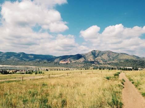 Green Mountain Trail Run.