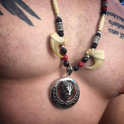 Mountain Lion Claw Necklace