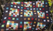 film-at-5-3 quilt by lucie