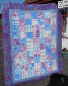 sarahs tie dye quilt 2