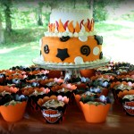 Spencer S Harley Davidson Themed 5th Birthday Party Craftycreativekathy