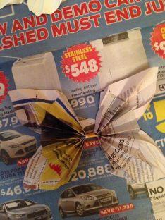 Fev Folded Butterfly2