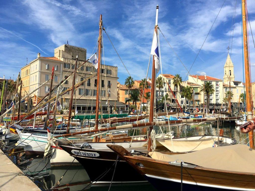 harbour city south France