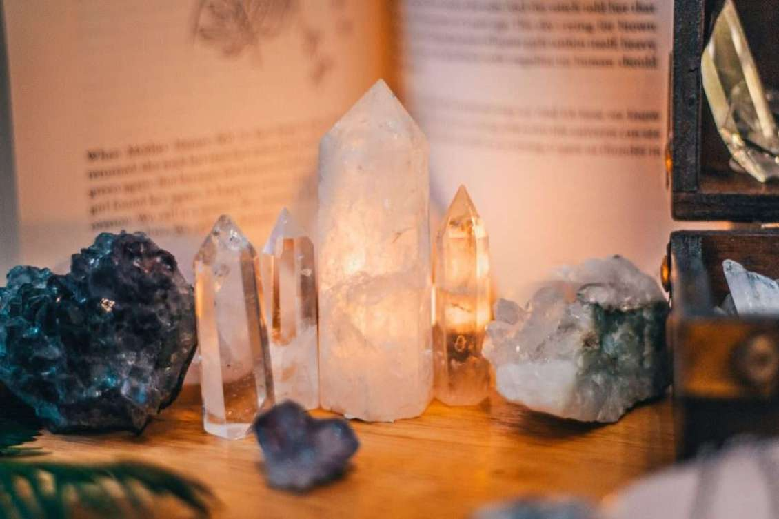 crystal books for beginners