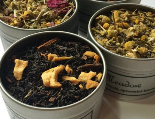 Akron House Loose Leaf Tea Sampler