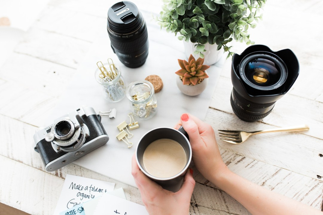 Photograph your products for Etsy