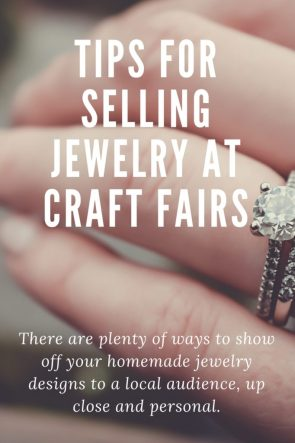 How to sell jewelry at craft fairs