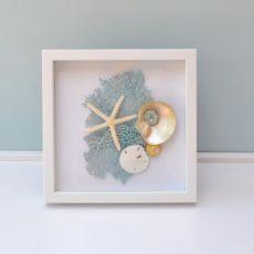 Nautical Decor, Beach Wedding Gift