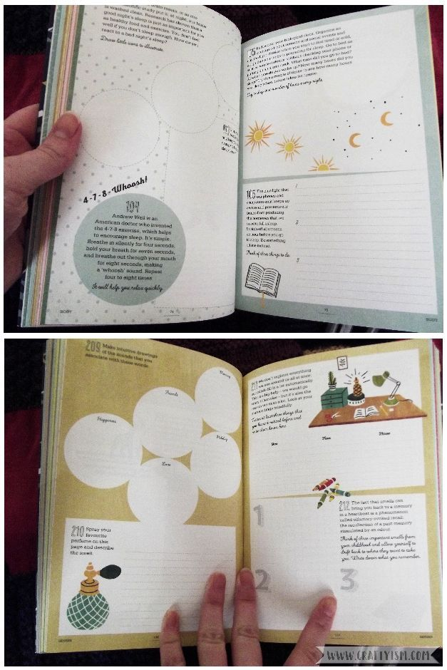 Review Creative Flow by Jocelyn De Kwant   Inside Pages