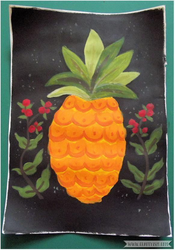 Review - Folk Art Fusion: Americana by Joy Laforme | final pineapple