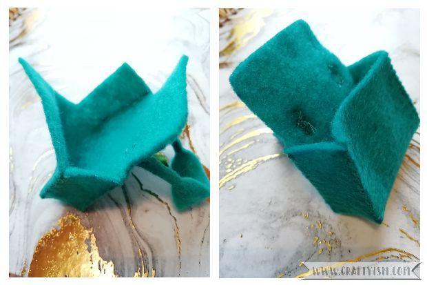 Craftyism - How to-Miniature Handbag | Step 5