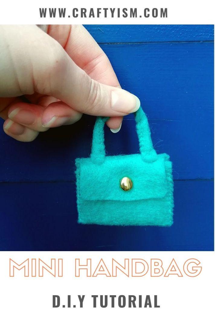 DIY Mini Handbag Tutorial