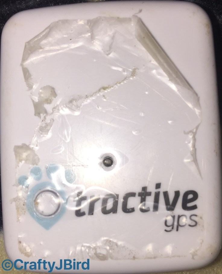 Tractive GPS -- Visit CraftyJBird.com for more info...