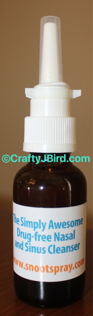 Seasonal Issues Spray -- Visit CraftyJBird.com for more info...