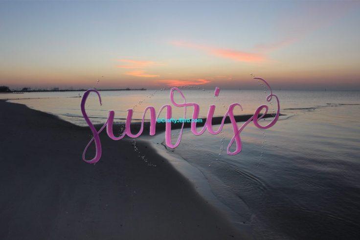 MS Gulf Coast Trip Pt 2 -- Visit CraftyJBird.com for more info...