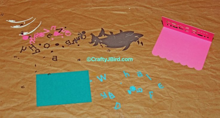 Valentines Card -- Visit CraftyJBird.com for more info...