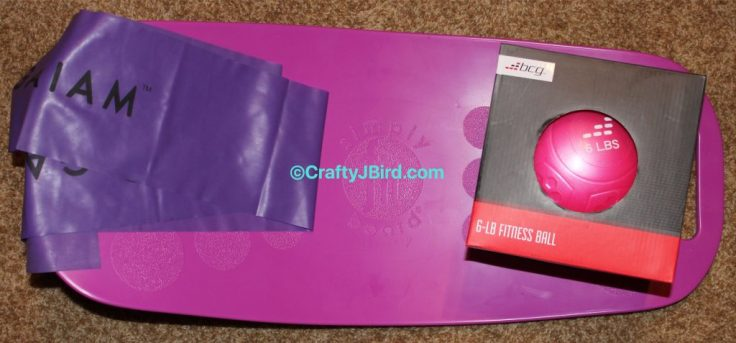 Simply Fit -- Visit CraftyJBird.com for more info..