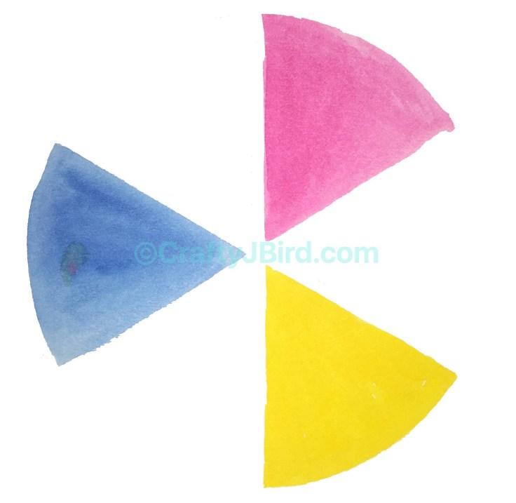 Color Wheel -- Visit CraftyJBird.com for more info...