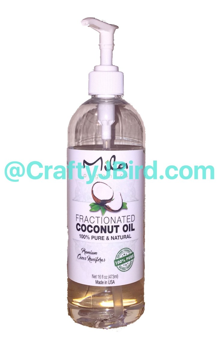 Hair Growth Serum -- Visit CraftyJBird.com for more info...