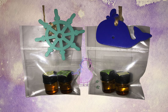Retreat Water Bottle Essential Oil Samples -- Visit CraftyJBird.com for more info...