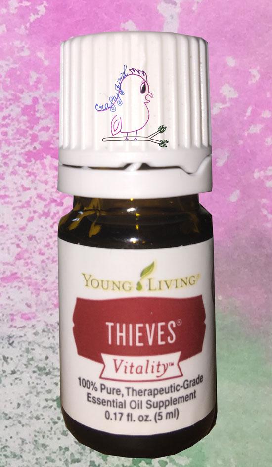 Vitality vs Regular Essential Oils Bottles Part 1 -- Visit CraftyJBird.com for more info...