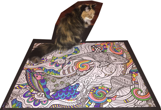 Puzzle 2 Puzzle -- Visit CraftyJBird.com for more info...