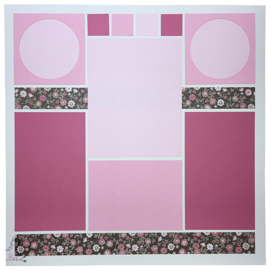 Mosaic Moments Calico Hearts -- Visit CraftyJBird.com for more info...