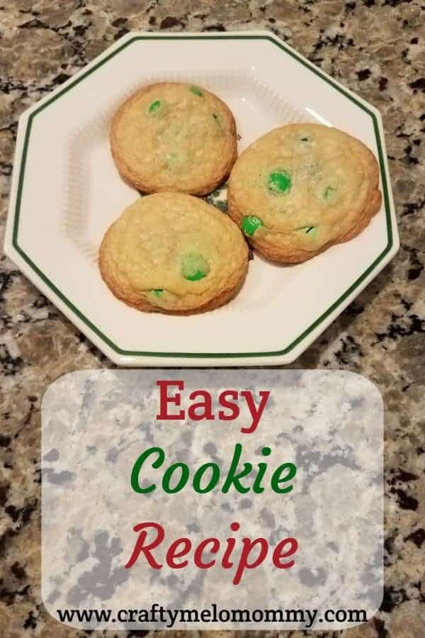 Simple and Versatile Cookie Recipe