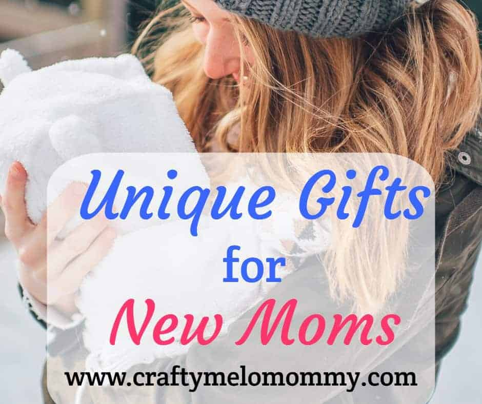 Unique Gifts for New Mom