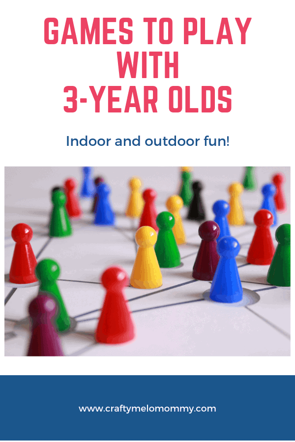 11 perfect ways to keep your three-year-old busy at home. These games are perfect fun ideas for your family game night