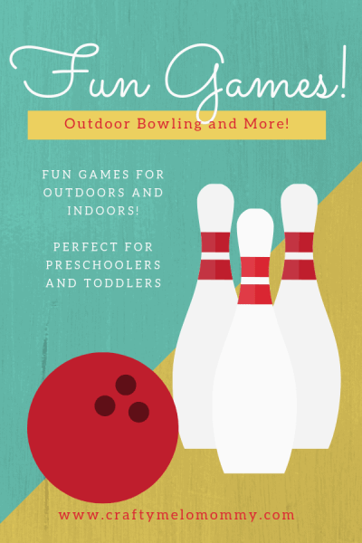 Great indoor and outdoor games for you to play with your toddler.
