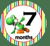Dinosaur - 7 months