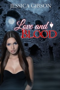 On Sale: Love & Blood by Jessica Gibson {Amazon}