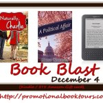 Naturally, Charlie and A Political Affair Book Event #giveaway {ends 12/16}