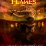Crimson Flames by Ashley Robertson #bookreview #booktour