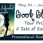 Unfinished Business by Carolyn Ridder Aspenson #bookblast #giveaway