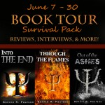 Into the End by Bonnie R. Paulson #bookreview #booktour #excerpt