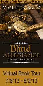 Blind Allegiance by Violetta Rand #booktour #authorpost