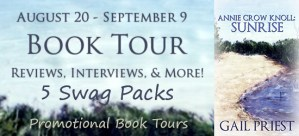 Annie Crow Knoll by Gail Priest #bookexcerpt #bookreview #giveaway
