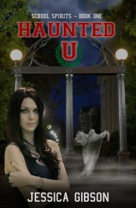 Haunted U by Jessica Gibson #bookblitz