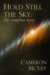 Hold Still the Sky by Cameron McVey #bookreview