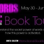 Words: Spoken and Unspoken Forces by Anita Saleem #excerpt