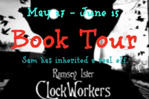 Clockworkers by Ramsey Isler #bookreview