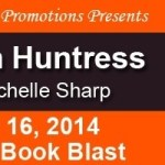 Dream Huntress by Michelle Sharp #giveaway @goddessfish