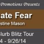 Ultimate Fear by Kristine Mason #giveaway @goddessfish