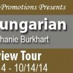 The Hungarian by Stephanie Burkhart #bookReview @goddessfish